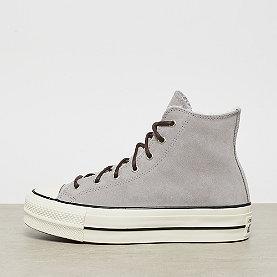 Converse Chuck Tylor All Star -HI- wolf grey/egret/black  wolf grey/egret/black
