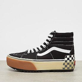 Vans UA SK8-Hi Stacked black/checkerboard