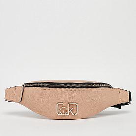Calvin Klein CK Cast Waistbag  dark sand