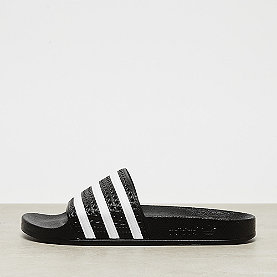 adidas Adilette black/white/black