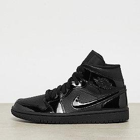 Jordan Air Jordan 1 Retro 1 Mid   black/black black