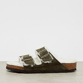 Birkenstock Arizona Shearling forest