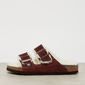 Birkenstock Arizona Shearling port