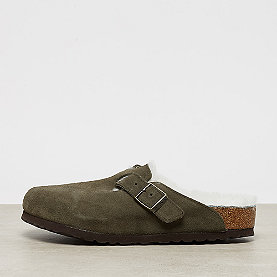 Birkenstock Boston Shearling forest