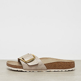 Birkenstock Madrid Big Buckle VL Washed metallic rose gold