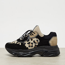 Bronx Baisley black/leopard/cappuccino