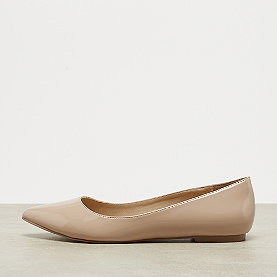 Buffalo Ballerina Pointed beige