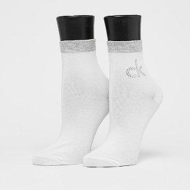 Calvin Klein Modern Crystal Logo white