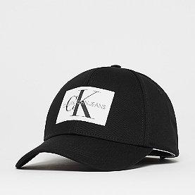 Calvin Klein Monogram Baseball Cap black beauty
