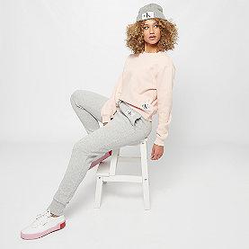 Calvin Klein Sweatpant Monogram light grey heather