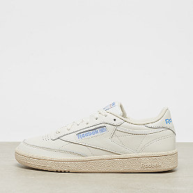 Reebok Club C 85 vintage chalk/paper wht/athletic blue/exc red