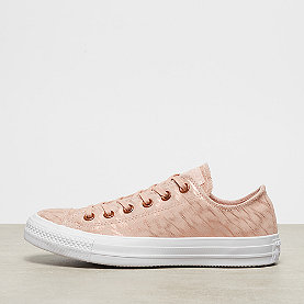 Converse Chuck Taylor All Star Shimmer Suede dusk pink/dusk pink/white