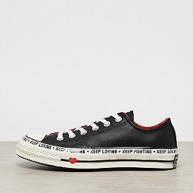 Converse Chuck 70 OX black/sedona red/egret