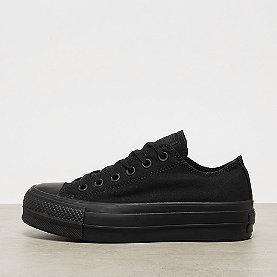 Converse Chuck Taylor All Star Clean Lift OX black/black/black