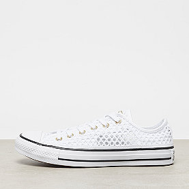 Converse Chuck Taylor All Star OX white/black/white