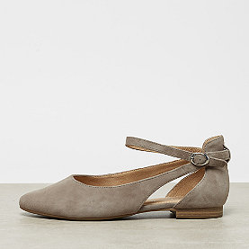 ONYGO Cut Out & Sling Ballerina light taupe