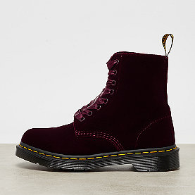 01df7a82f8dbe Dr. Martens 1460 Pascal cherry red velvet