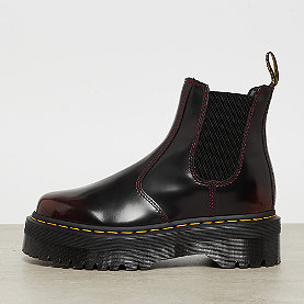 Dr. Martens 2976 Quad Bordeaux Polished Smooth Bordeaux Polished Smooth