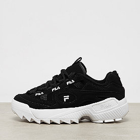 Fila D-Formation Wmn black/metallic silver/white