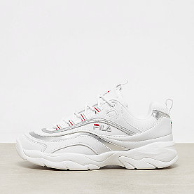 Fila Ray Low Wmn white/silver