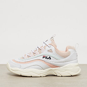 Fila Ray Low Wmn white/spanish villa/morning mist