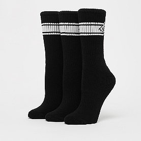 Homeboy Nappo Stripe Sock 3er Pack black