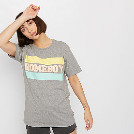 Homeboy Take you Home Tee heather grey