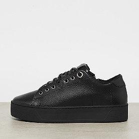Hub Hook-W L31 softee leather w.zipper black/black