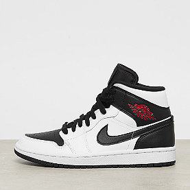 Jordan Air Jordan 1 Retro 1 Mid white/gym red black