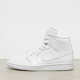 Jordan Wmns Air Jordan 1 Mid white/white-white