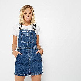 Karl Kani KK Retro Denim Dress denim/black