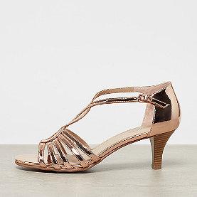 ONYGO Kitten Heel Sandalette rosegold