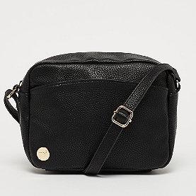 Mi-Pac Gold Cross Body Bag - Tumbled black