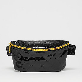 Mi-Pac Gold Slim Bum Bag Patent black