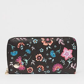 Mi-Pac Gold Zip Purse Crafted Folk black