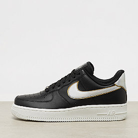 NIKE Air Force 1 '07 Metallic black/mtlc platinum-summit white