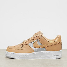 NIKE Air Force 1 '07 SE Premium NuMetallic bio beige/metallic silver-white