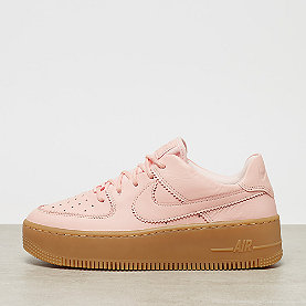 NIKE Air Force 1 Sage Low LX    washed coral/washed coral