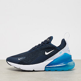 NIKE Air Max 270  armory navy/white-blue force-white