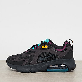 NIKE Air Max 200 black/anthracite -bordeaux