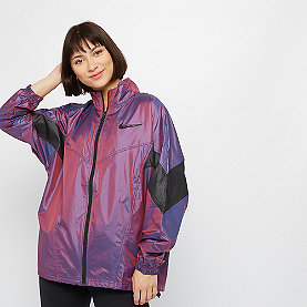 NIKE NSW Jacket Color Shift bright violet/bright crimson/wht