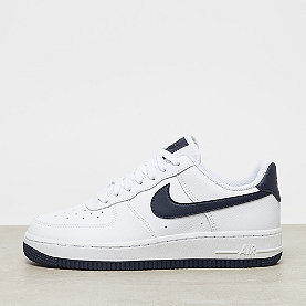NIKE Nike Air Force 1 '07  white/obsidian-wht-ocean cube