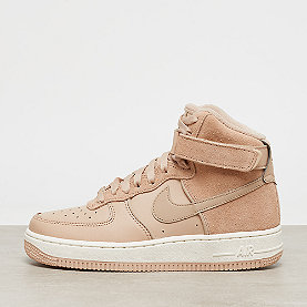 NIKE Wmns Air Force 1 Hi bio beige/bio beige-sail