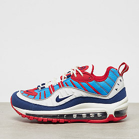 NIKE Wmns Air Max 98  summit white /blue void-university red