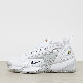 NIKE Nike Zoom 2K white/midnight navy/metallic red bronze