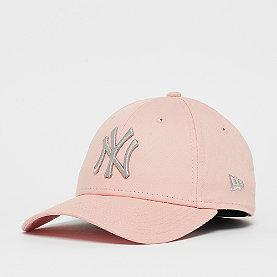 New Era  9 Forty New York Yankees blush sky/gray