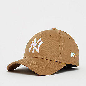 New Era Womens League Essential 9Forty NY Yankees wheat/white
