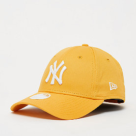 New Era Womens League Essential 9Forty yellow/wht