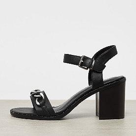 ONYGO Sandalette mid heel chain black