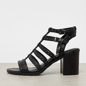 ONYGO Strap Sandalette mid heel black